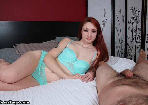 Violet Monroe - Give Me Some Cum - Teen Tugs - Teen TGP