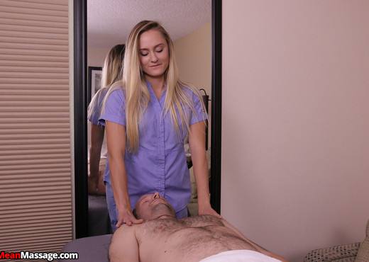 Avalon Heart: One Mean Bitch - Mean Massage - Hardcore Hot Gallery