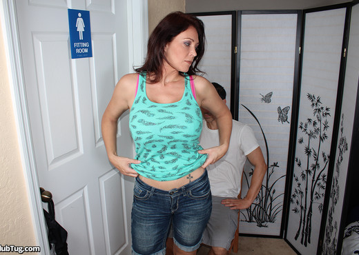 Charlee Chase - Shopping with My Step Mom - ClubTug - MILF Sexy Gallery