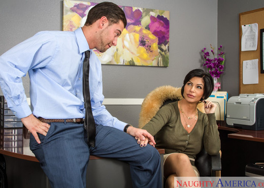 Shay Fox - Naughty Office - Hardcore TGP