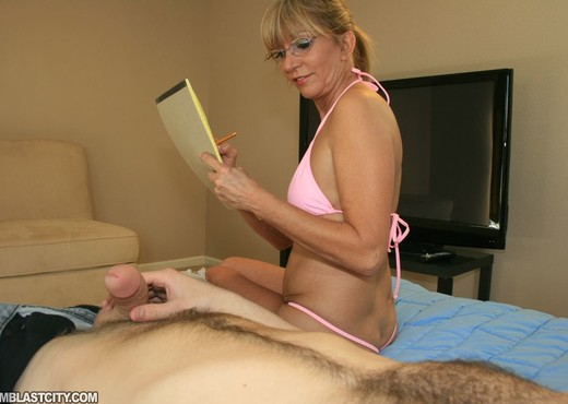 Mrs Sexton - Cum Blast City - MILF Hot Gallery
