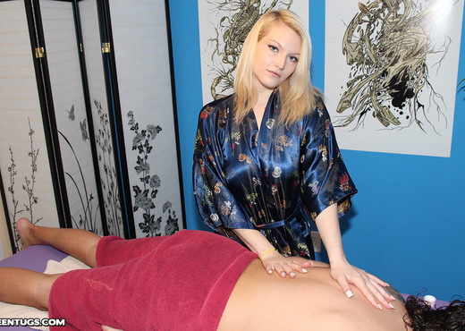 Amber Sativa - Best Massage Ever - Teen Tugs - Teen Image Gallery