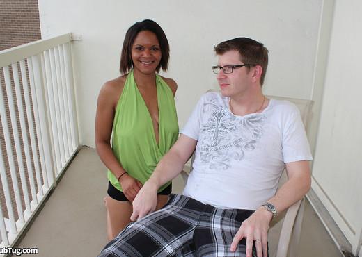Rihanna - Black Addict - ClubTug - Ebony Porn Gallery