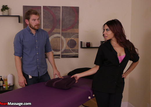 Kylie Rogue - Not So Gentle - Mean Massage - Hardcore TGP