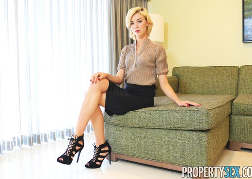 Haley Reed - Property Sex - Hardcore Sexy Photo Gallery