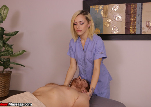 Kimberly Moss: Embarrassing Ruined Orgasm - Mean Massage - Hardcore Image Gallery