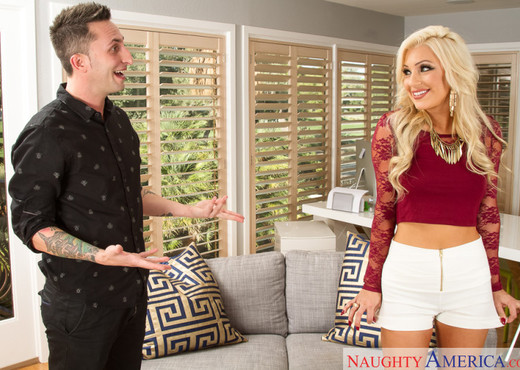 Cameron Dee - Neighbor Affair - Hardcore Image Gallery