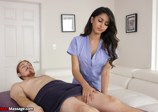 Sophia Leone: Loss Of Control - Mean Massage - Hardcore Porn Gallery