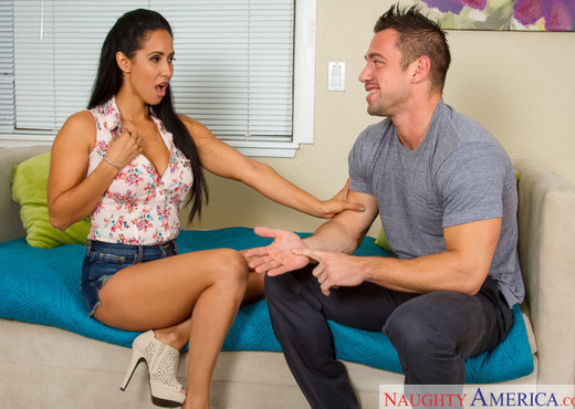 Isis Love - Neighbor Affair - Hardcore Porn Gallery