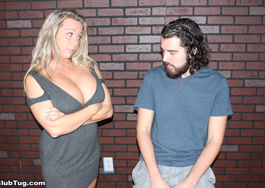 Amber Bach - Concentration practice - ClubTug - MILF Nude Gallery