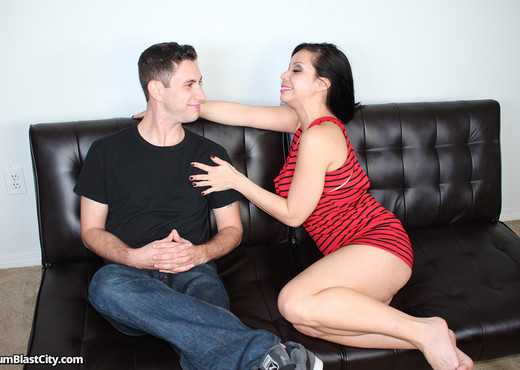 Kimmy Lee - Brad Busts Loads - Cum Blast City - Hardcore HD Gallery