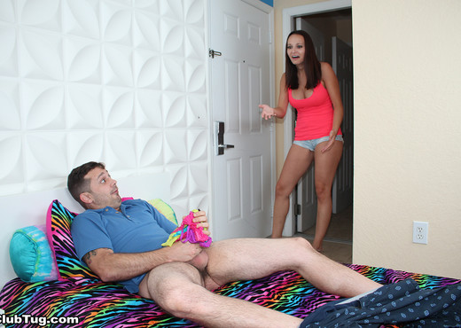 Lexi Luna: Punished Panty Sniffer - ClubTug - Hardcore Porn Gallery