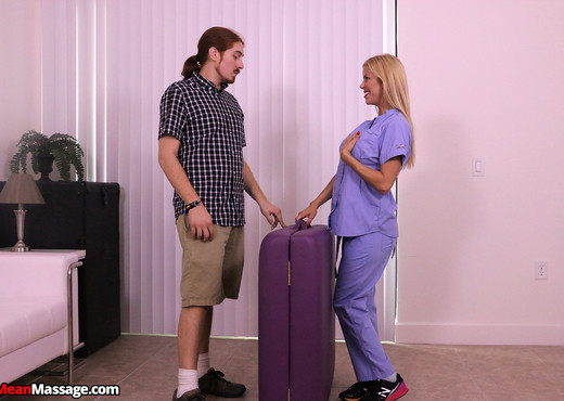Alexis Fawx: You Made a Mess - Mean Massage - Hardcore HD Gallery