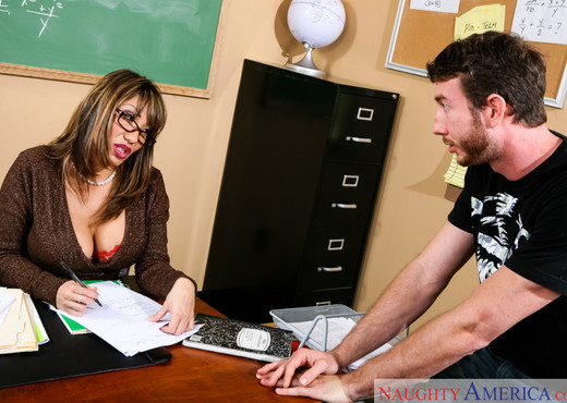 Ava Devine 2 - My First Sex Teacher - Hardcore Nude Pics