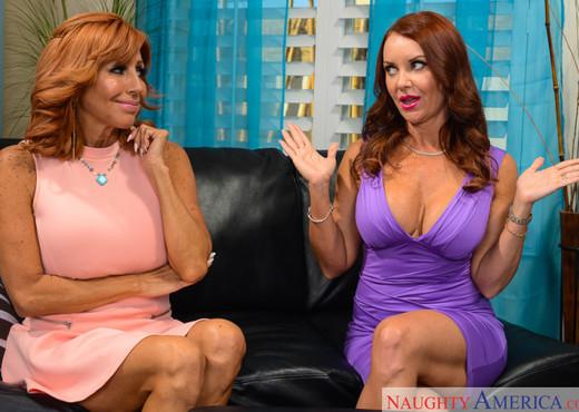 Janet Mason & Tara Holiday - My Friend's Hot Mom - MILF Sexy Photo Gallery