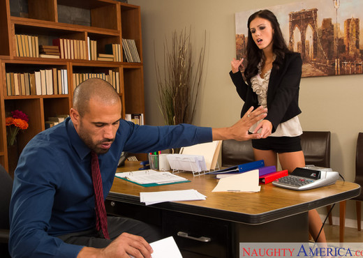 Whitney Westgate - Naughty Office - Hardcore Picture Gallery