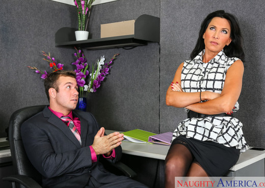 Lezley Zen - Naughty Office - Hardcore HD Gallery