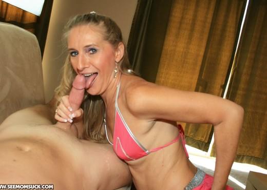 Sara James - See Moms Suck - Blowjob Nude Pics