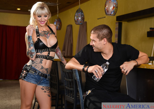 Kleio Valentien - My Friend's Hot Girl - Hardcore Sexy Gallery
