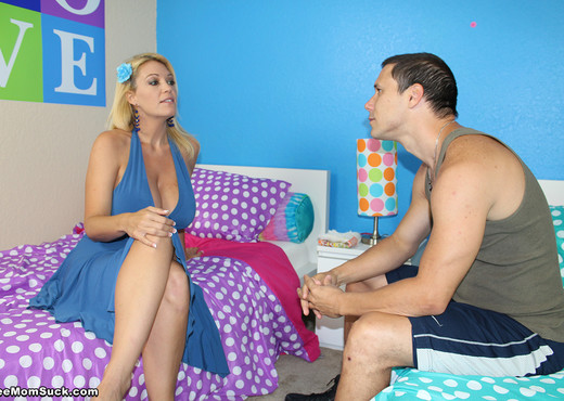 Charlee Chase - Our Little Secret - See Moms Suck - Blowjob Nude Pics