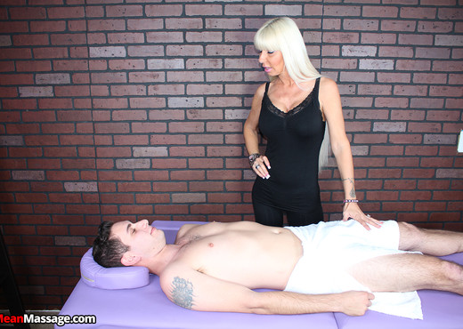 Kasey Storm - The Point of Explosion - Mean Massage - Hardcore HD Gallery