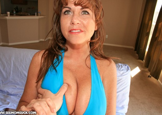 Mrs. Valentina - See Moms Suck - Blowjob TGP
