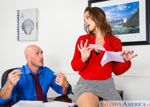 Dani Daniels - Naughty Office - Hardcore Sexy Photo Gallery