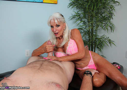 Sally Dangelo - Cradle My Cock - Over 40 Handjobs - MILF Nude Gallery