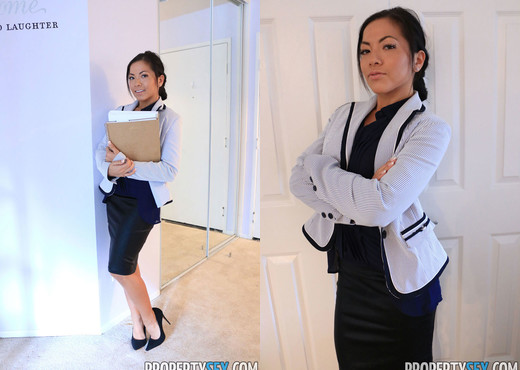 Morgan Lee - Property Sex - Hardcore Image Gallery