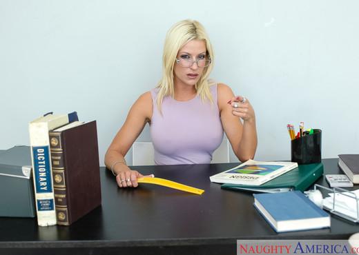 Mrs. Kain - My First Sex Teacher - Hardcore Porn Gallery