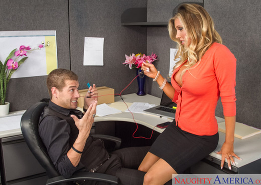 Samantha Saint - Naughty Office - Hardcore Hot Gallery