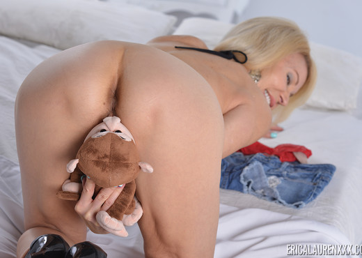 Erica Lauren in My New Fuck Buddy - Toys Nude Gallery