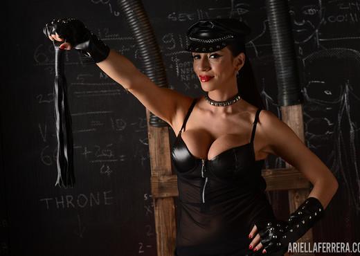 Ariella Ferrera in Love In The Electric Chair - Latina Porn Gallery