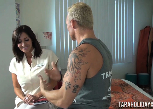 Tara Holiday in TLC for Marcus London - Hardcore Nude Gallery