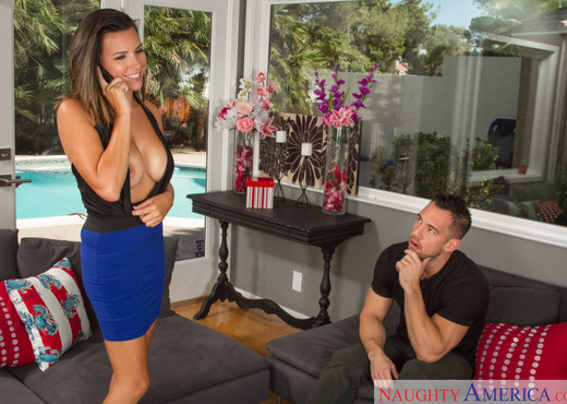 Danica Dillon - My Dad's Hot Girlfriend - Hardcore Image Gallery