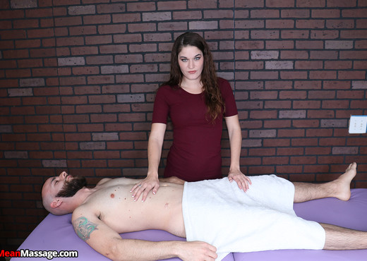 Kendra Heart - Tease His Tip - Mean Massage - Hardcore Porn Gallery