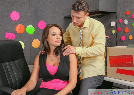Kayla West - Naughty Office - Hardcore Hot Gallery