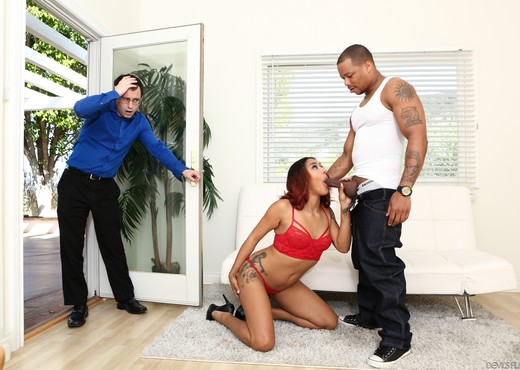 Daisy Ducati - Cuck 'Em All #02 - Interracial Sexy Photo Gallery