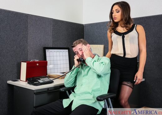 Bella Danger - Naughty Office - Hardcore Image Gallery