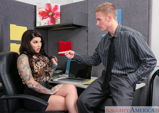 Darling Danika - Naughty Office - Hardcore Nude Gallery