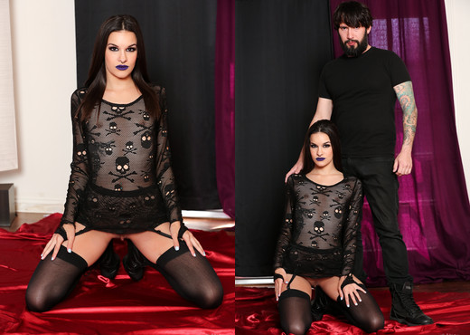 Gothic Anal Whores - Eden Sin - Anal Nude Gallery