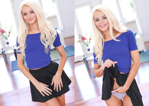 Elsa Jean - Blackmailed Cheat And Clueless Cuckold - Pornstars Hot Gallery
