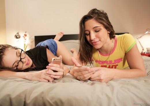 Abella Danger, Jenna Sativa - Teens & Anal - Lesbian Image Gallery