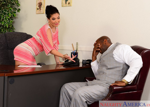 London Keyes - Naughty Office - Hardcore Image Gallery
