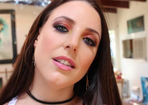 Angela White - Gaping Angela's Kinky Fetish Training - Boobs Image Gallery