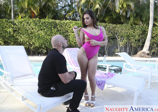 Keisha Grey - My Dad's Hot Girlfriend - Hardcore HD Gallery