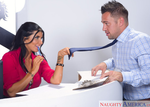 Romi Rain - Naughty Office - Hardcore HD Gallery