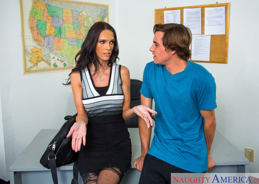 Jennifer Dark - My First Sex Teacher - Hardcore Image Gallery