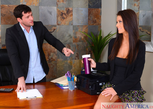 Whitney Westgate - Naughty Office - Hardcore Nude Pics
