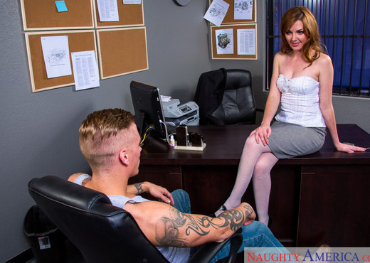 Marie McCray - Naughty Office - Hardcore Sexy Gallery
